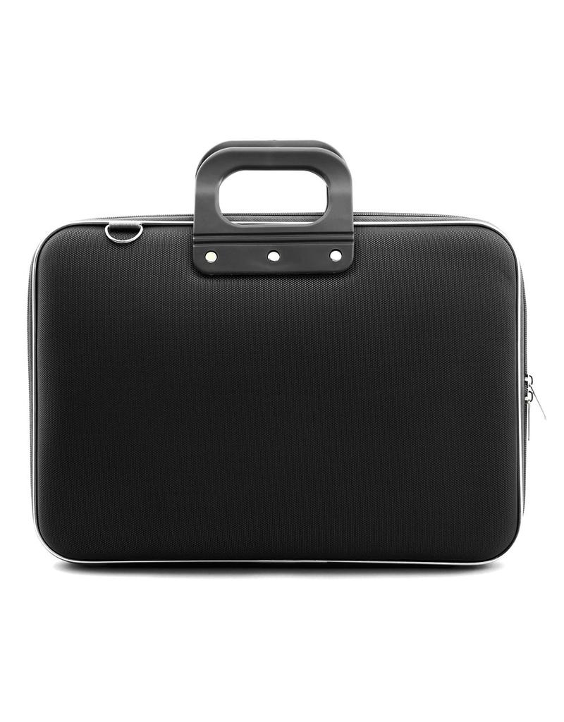 Bombata Nylon 15,6 inch Laptoptas Black