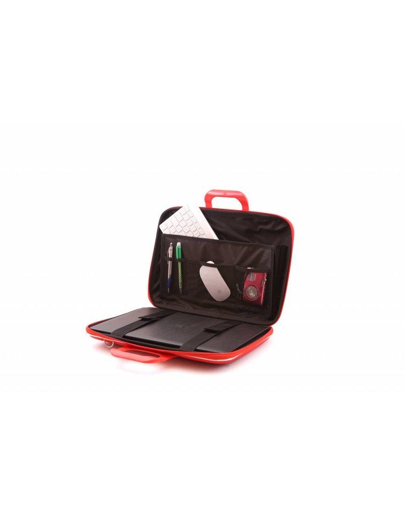 Bombata Bomba Classic Hardcase Laptoptas Dark Blue