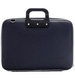 Bombata Classic 15 inch Laptoptas Dark Blue
