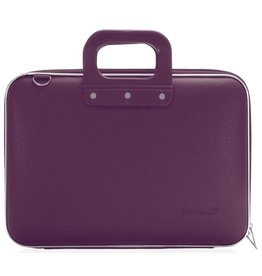 Bombata Maxi 17 inch Laptoptas Plum Purple