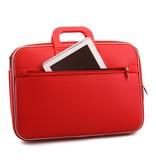 Bombata Classic Business Laptoptas Charcoal Grijs