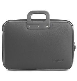 Bombata Classic Business 15 inch Laptoptas Grijs