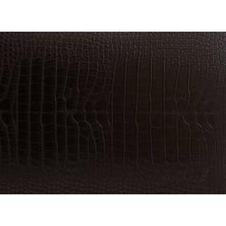 Bombata Croco Hardcase Laptoptas 13 inch Black