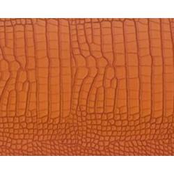 Bombata Croco 17 inch Hardcase Laptoptas Orange