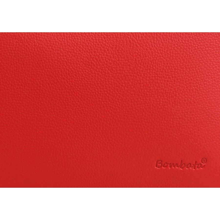 Bombata Medio Hardcase Laptoptas 13 inch Red