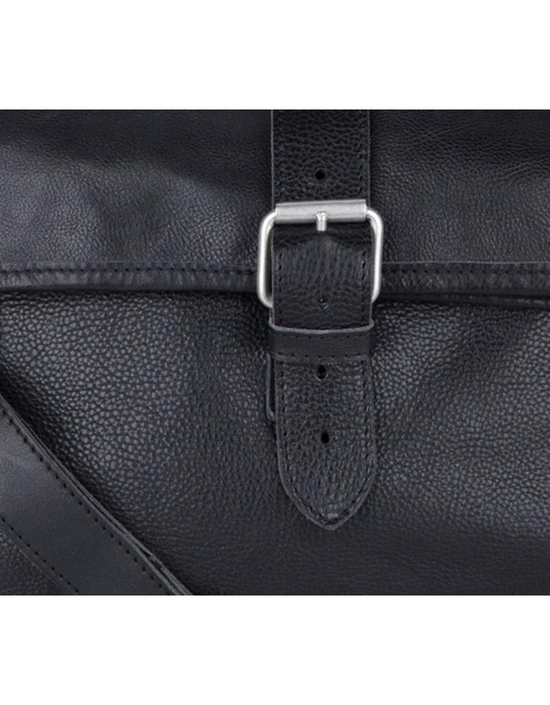 Merel by Frederiek Troy Bag Raw Black