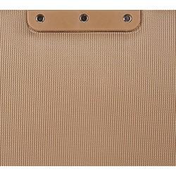 Bombata Nylon 15,6 inch Laptoptas Taupe