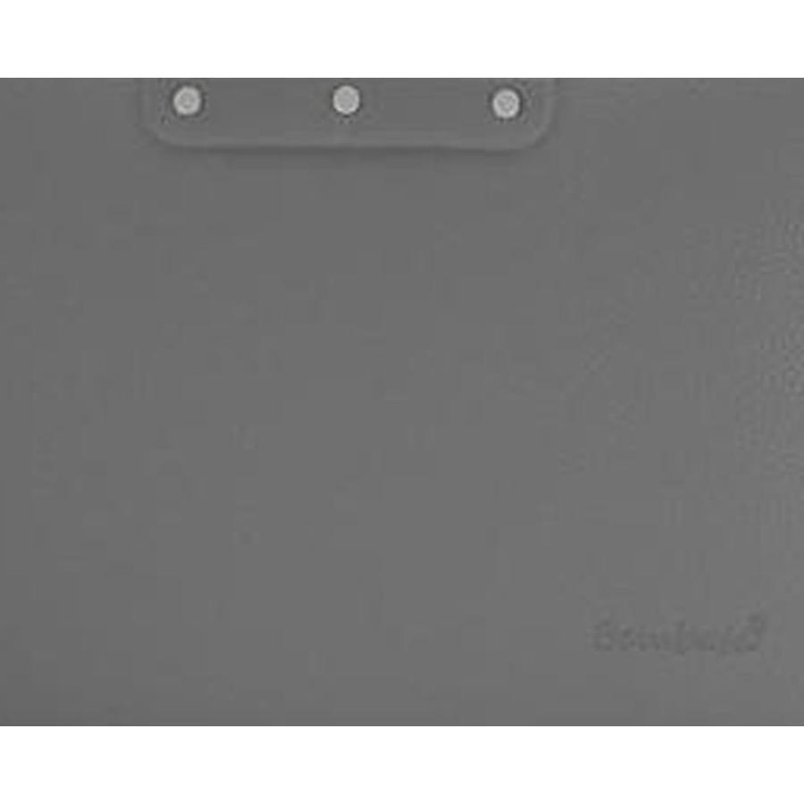 Bombata Medio Hardcase Laptoptas 13 inch Charcoal Grijs