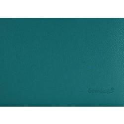Bombata Classic Hardcase 17 inch Laptoptas Teal Blue