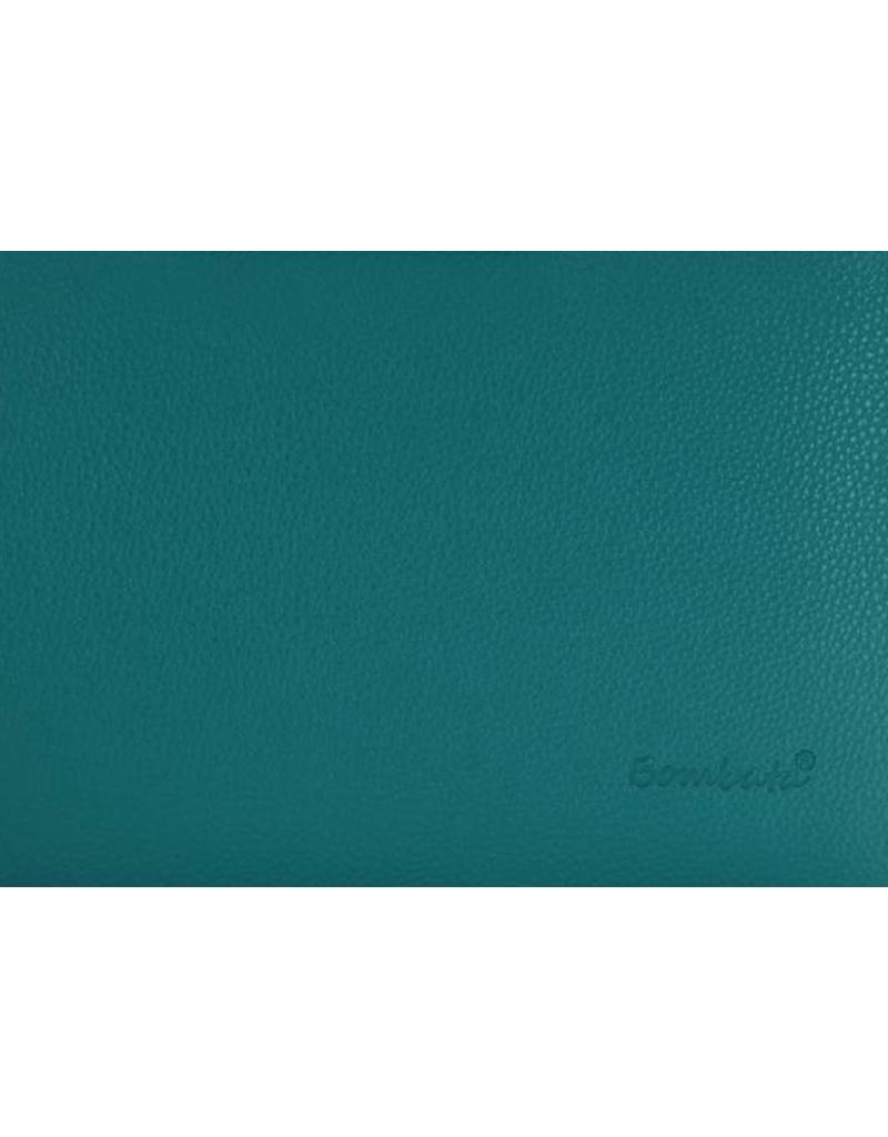 Bombata Bomba Classic Hardcase Laptoptas Teal Blue