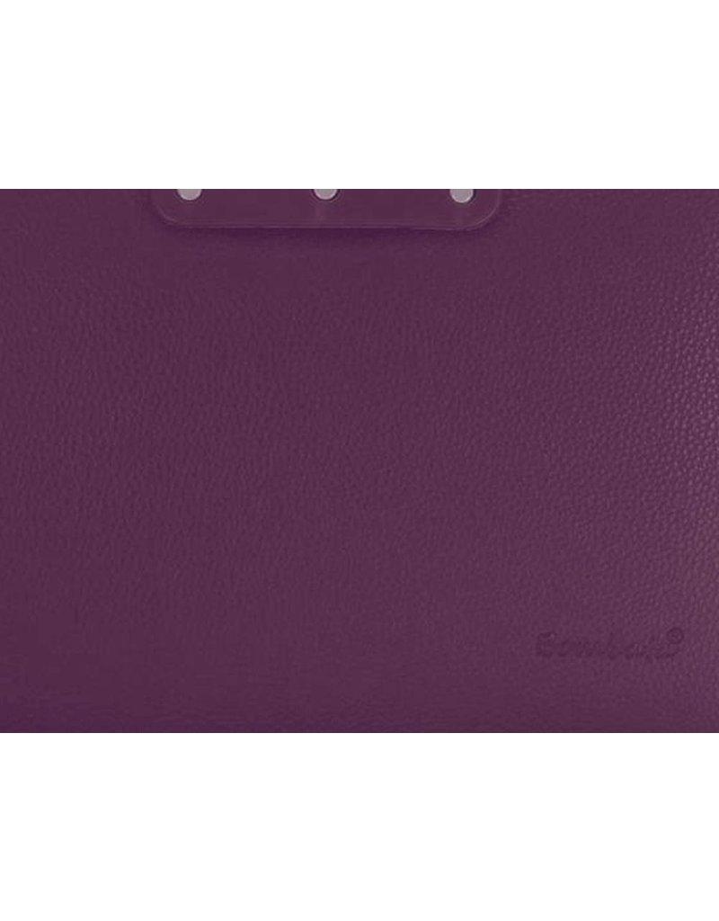 Bombata Bomba Classic Hardcase Laptoptas Purple