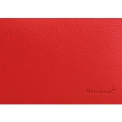 Bombata Maxi Hardcase Laptoptas 17 inch Red