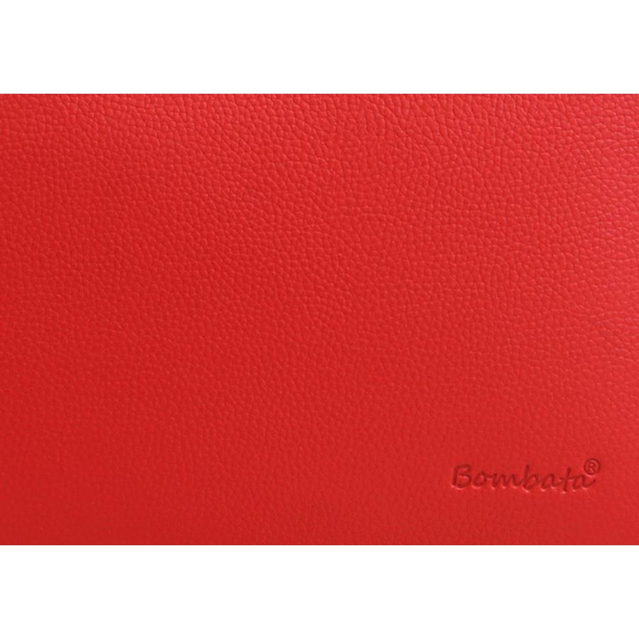 Bombata Maxi Hardcase 17 inch Laptoptas Red