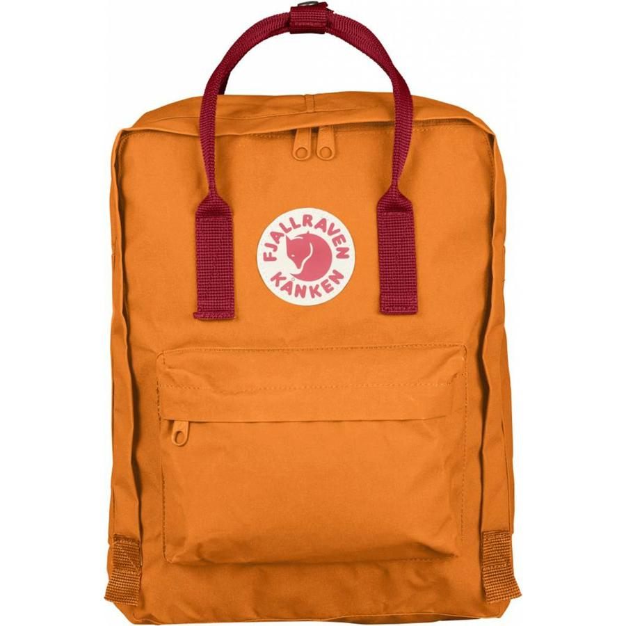 Fjallraven Kånken Rugzak Orange/Red