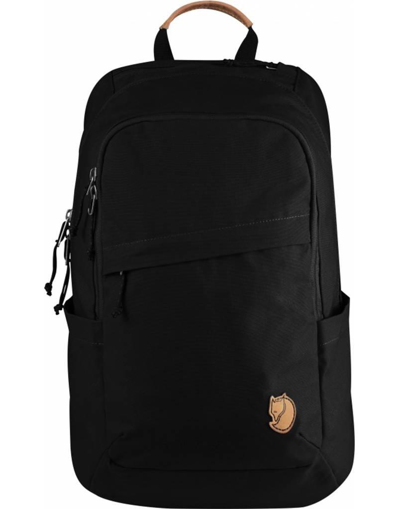 Fjallraven Raven 20L Laptop Rugtas 15 inch Black