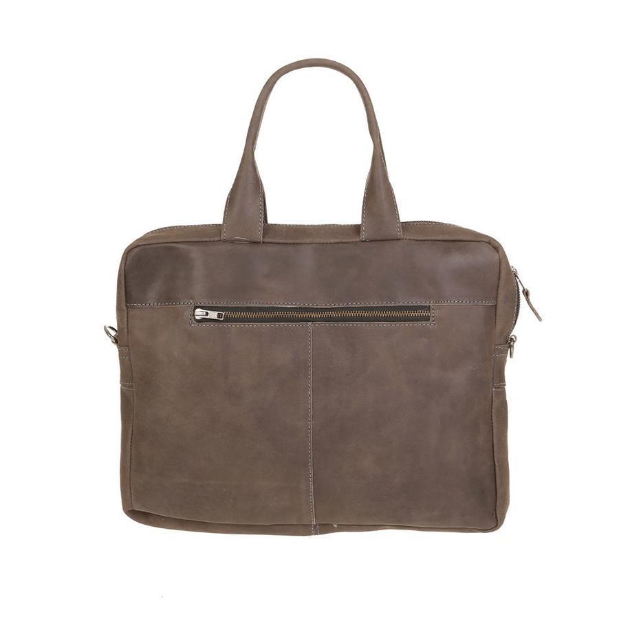 Chabo Bags Laptoptas Brooklyn Elephant Grey