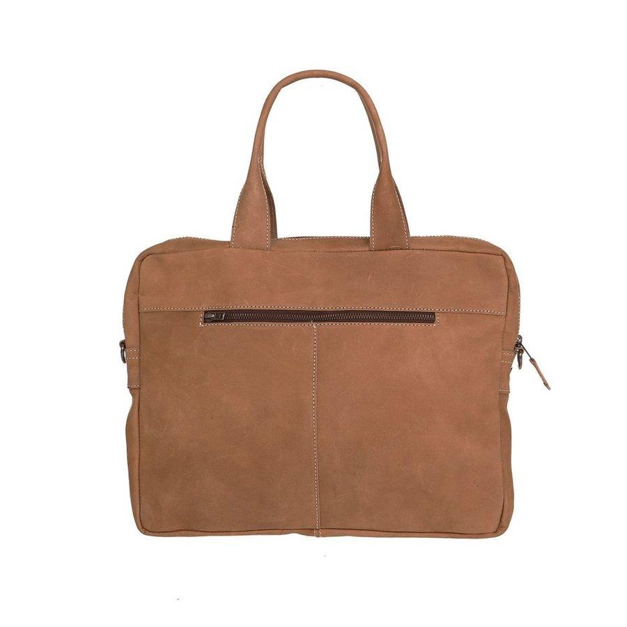 Chabo Bags Laptoptas Brooklyn Beige