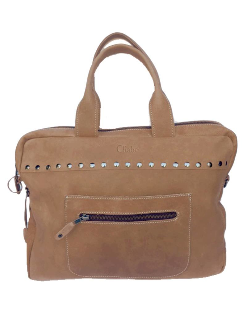 Chabo Bags Laptopbag Brooklyn Beige