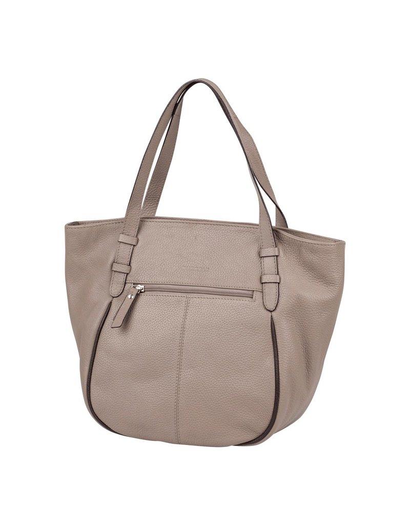 Burkely Mary Handbag Grijs
