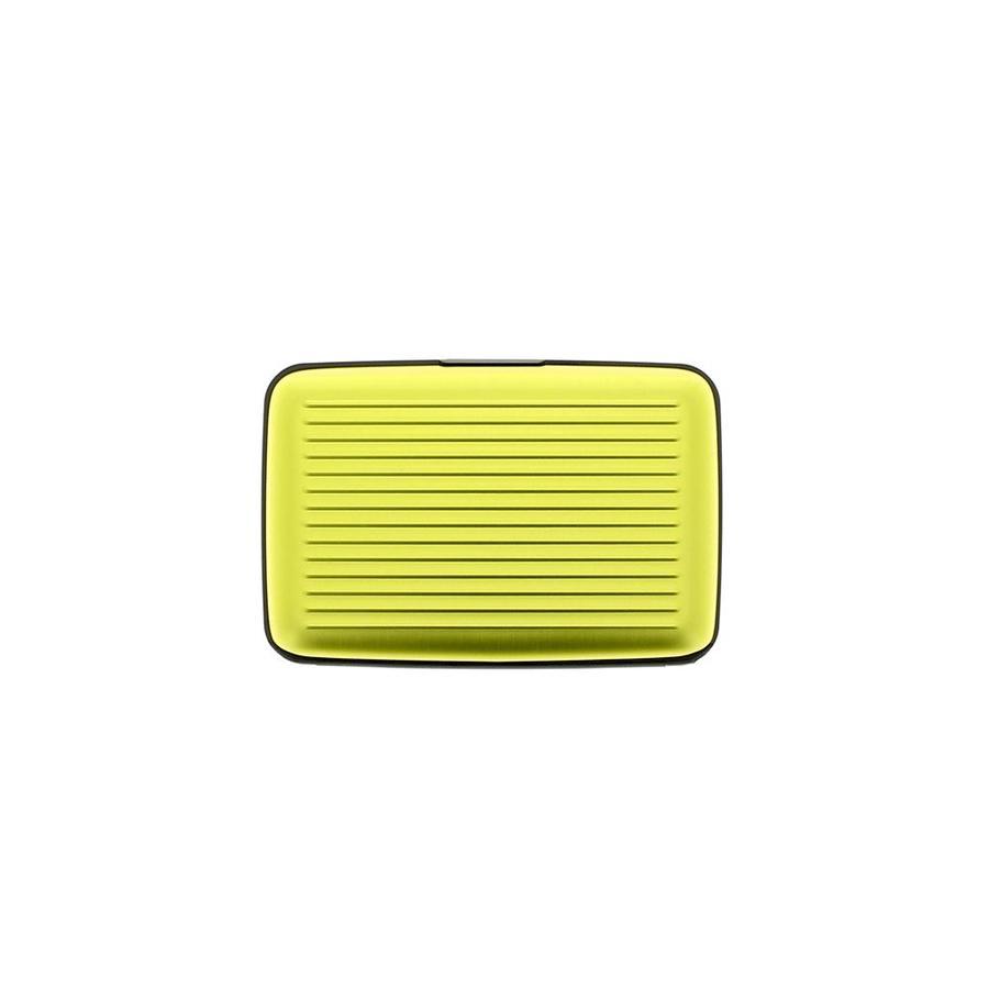 Ogon Creditcardhouder Lime Green