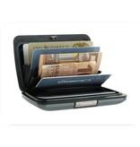 Ogon Designs Creditcardhouder Stockholm V2.0 Silver