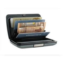 Ogon Creditcardhouder Stockholm V2.0 Silver