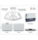 Ogon Designs Creditcardhouder Stockholm V2.0 Platinum