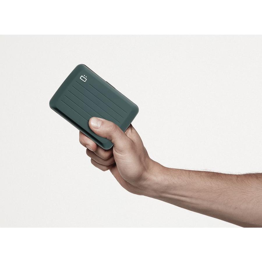 Ogon Creditcardhouder Stockholm V2.0 Platinum
