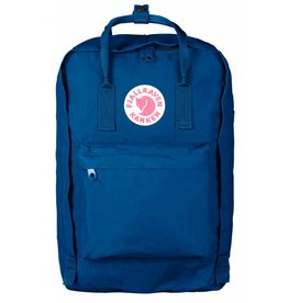 "Fjallraven Kånken Laptoptas 17"" Lake Blue"