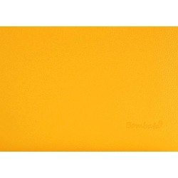 Bombata  13 inch laptoptas Hardcase Yellow