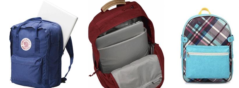 Een laptoptas rugzak, handiger kan haast niet