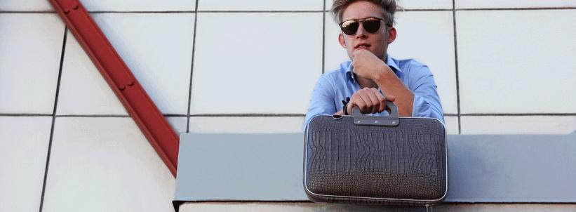 Bescherm je laptop met een Bombata laptoptas