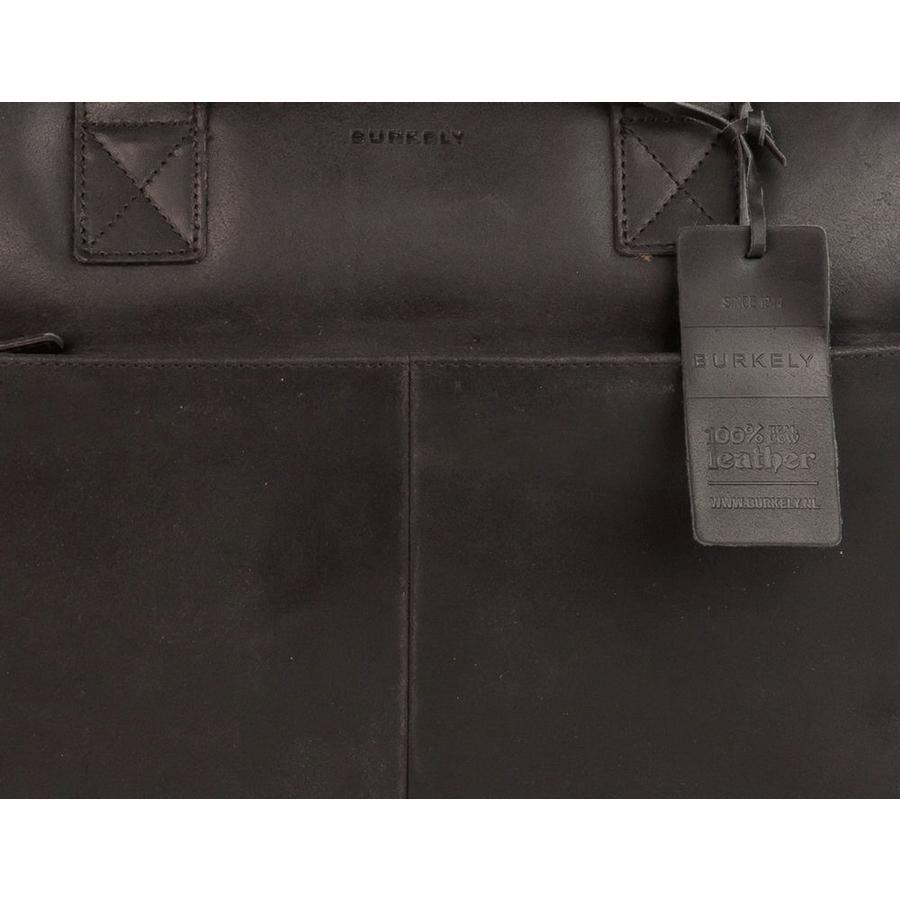 Burkely Vintage Laptoptas Jesse 13 inch Black