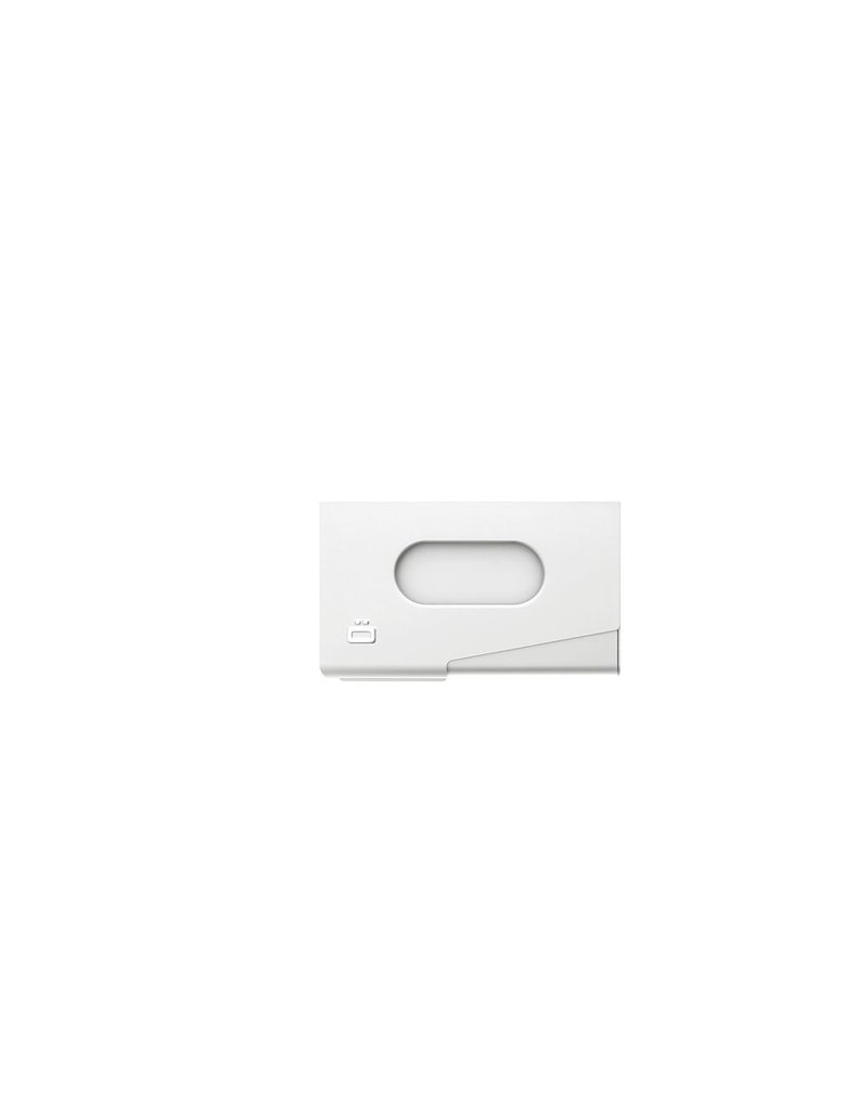 Ogon Designs Business Cardholder One Touch Silver