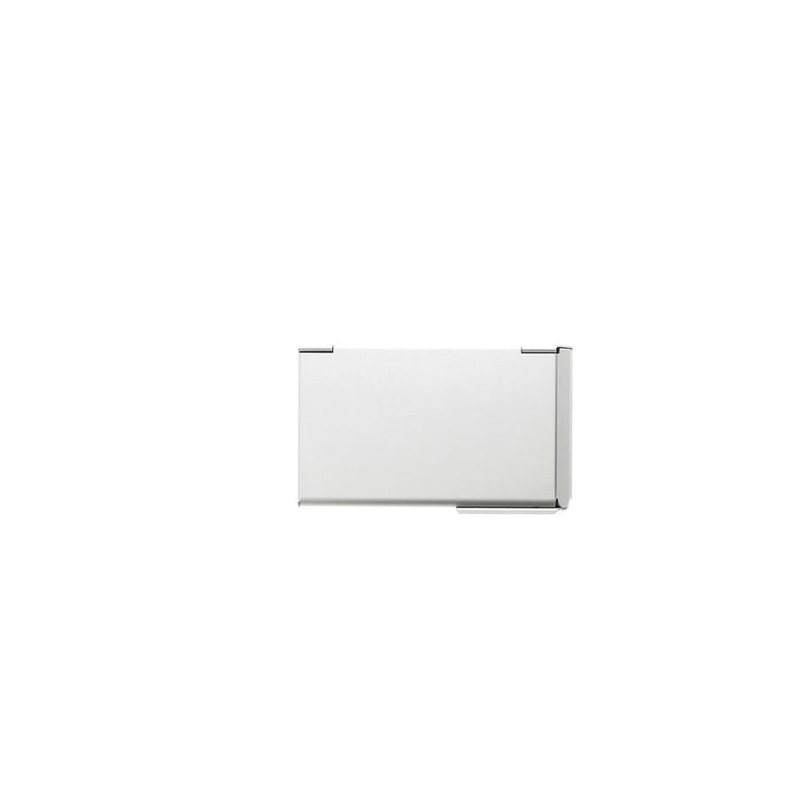 Ogon Business Cardholder One Touch Silver