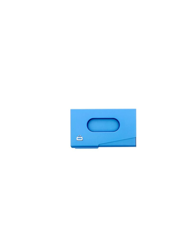 Ogon Designs Business Cardholder One Touch Blue