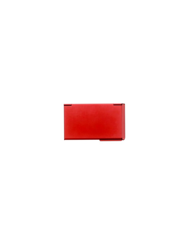 Ogon Designs Business Cardholder One Touch Red
