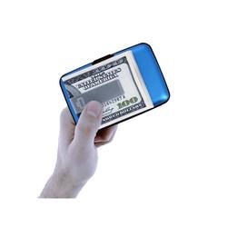 Ogon Creditcardhouder Money Clip Blue