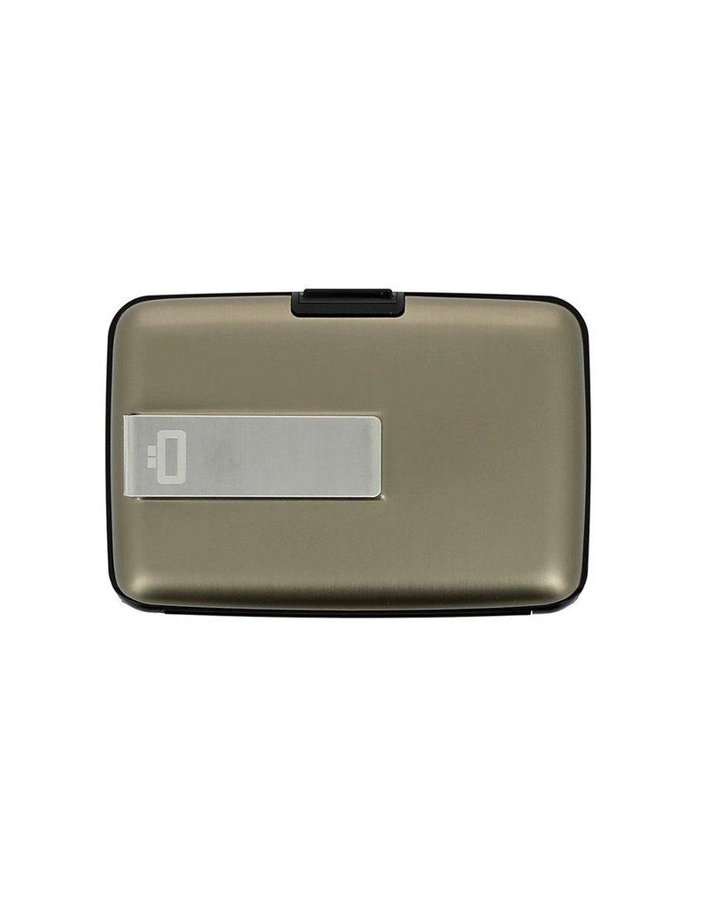 Ogon Designs Creditcardhouder Money Clip Grey