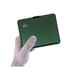 Ogon Big Creditcardhouder Green