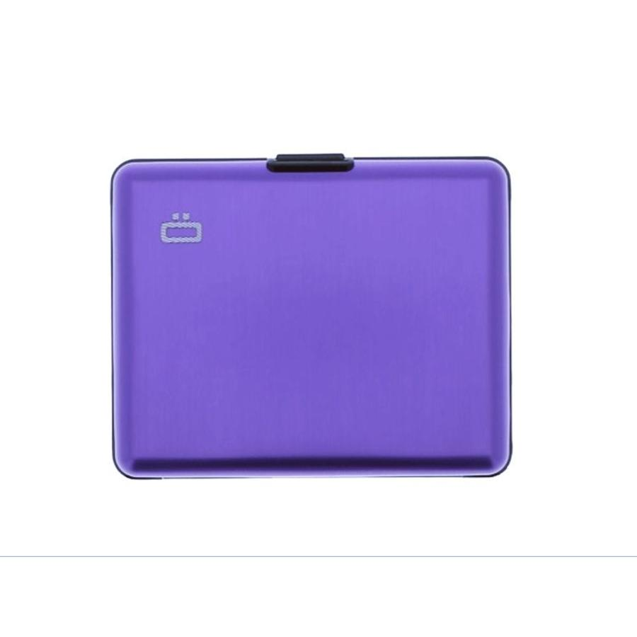 Ogon Big Creditcardhouder Purple