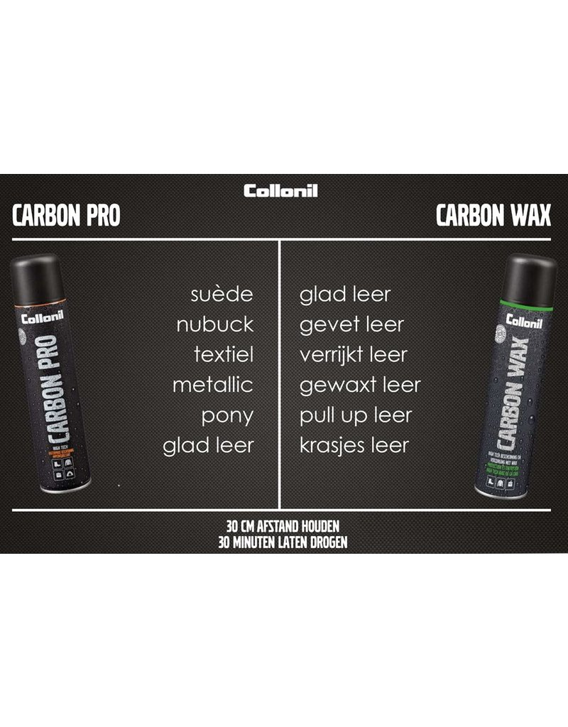 Collonil Carbon Wax spray 300 ml