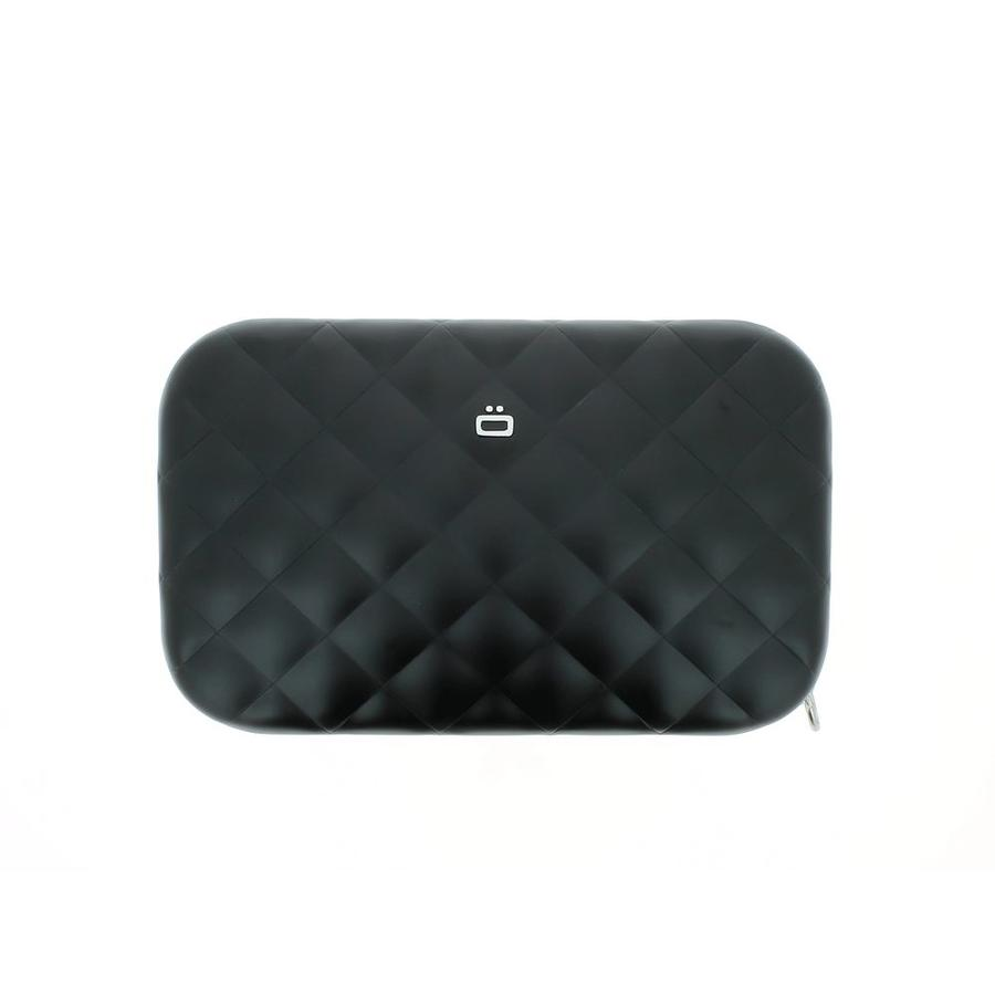 Ogon Clutch Quilted Lady Bag Black