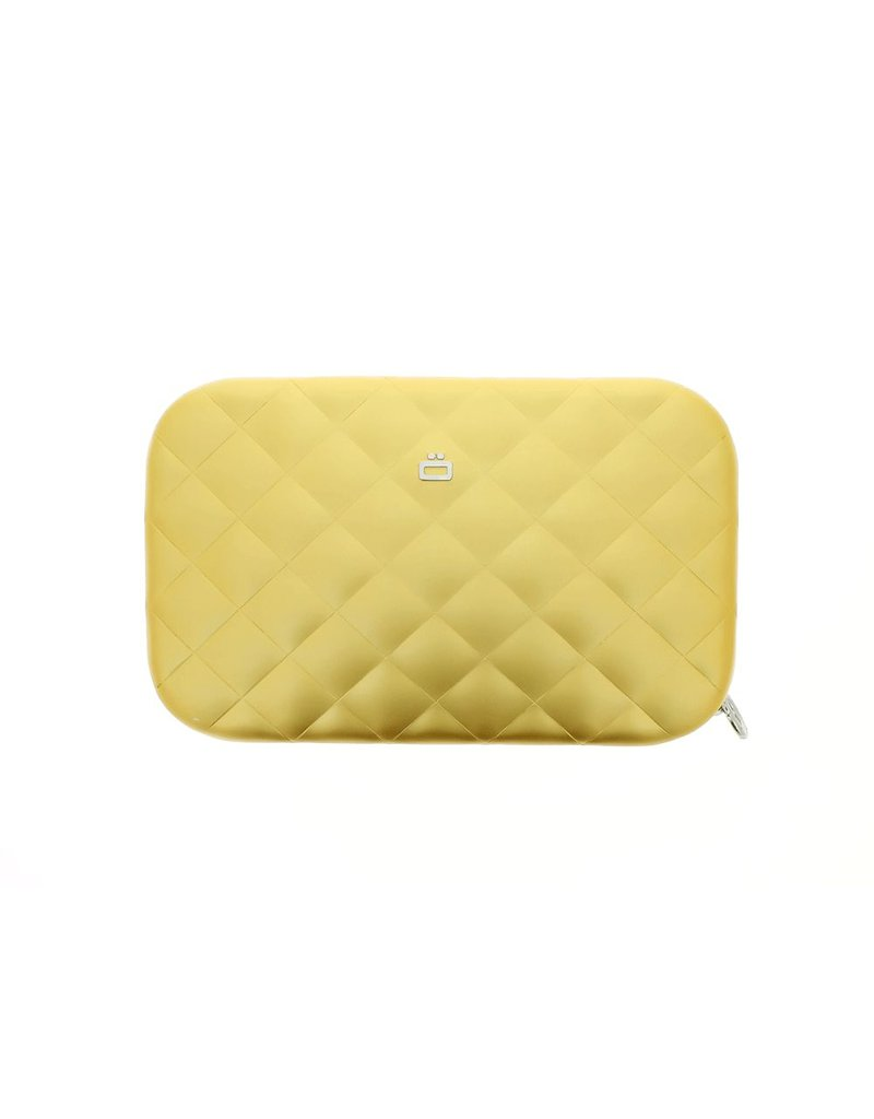 Ogon Designs Clutch Quilted Lady Bag Gold