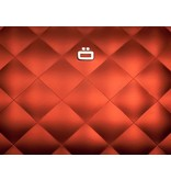 Ogon Designs Clutch Quilted Lady Bag Red