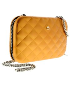 Ogon Designs Clutch Quilted Lady Bag Orange