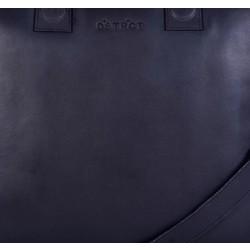 DSTRCT Fletcher Street Laptoptas 13,3 inch Black