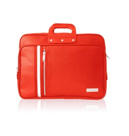 Bombata 24H Club 15 inch Laptoptas Red