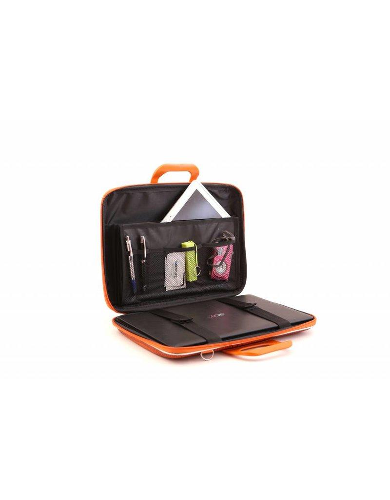 Bombata CoccoBomba Classic Hardcase Laptoptas Terracotta
