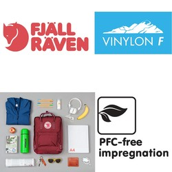 Fjallraven Kånken Rugzak Air Blue